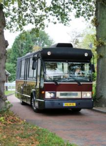 uitvaartbus rouwvervoer